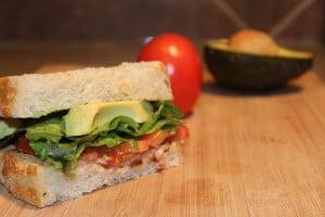 Easy BLT Sandwich