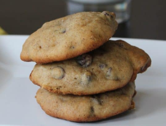 Image of Banana Chocolate Chip Cookies