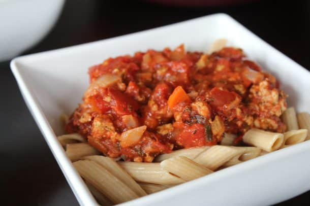 Image of Homemade Meat Sauce