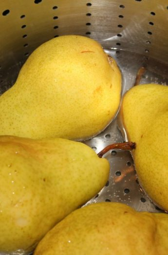 Pears in Pot