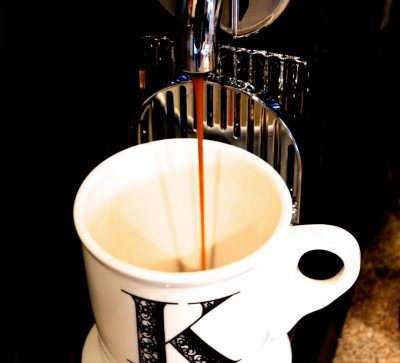 The Latte Experience #Nespresso