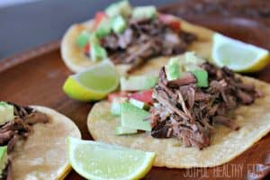 Image of Slow Cooker Chipotle Beef Barbacoa