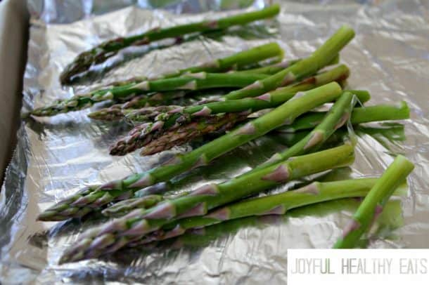 Image of Asparagus Sprigs