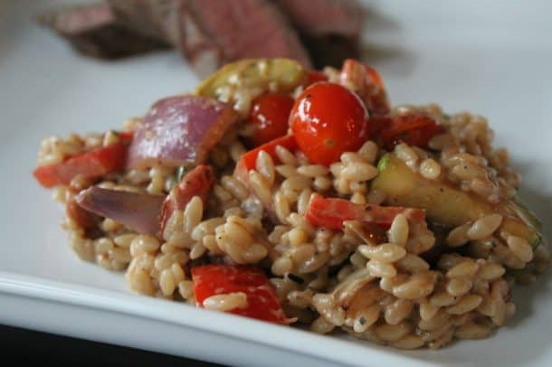 Orzo Salad Side Dish Recipe