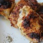 Paleo Mustard Glazed Chicken