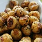 Image of Garlic Herb Roasted Potatoes