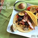 Grillled Vegetable Tacos