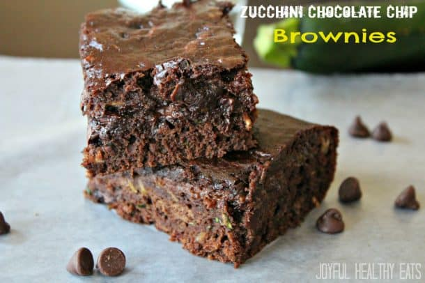 zucchinibrownies