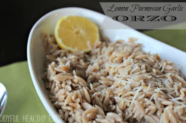 lemongarlicorzo