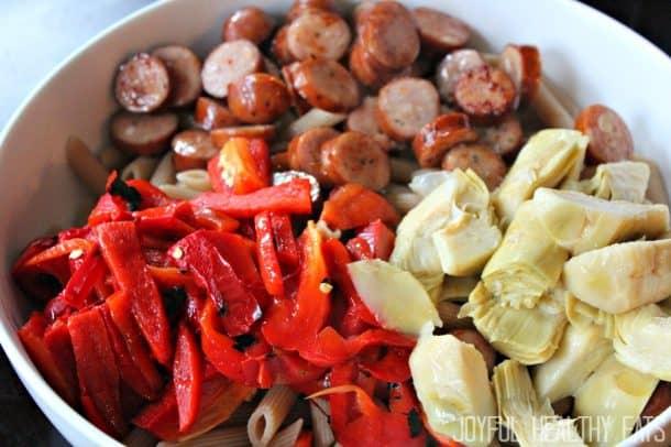 pastaingredients