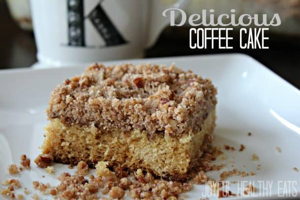 Delicious Coffee Cake