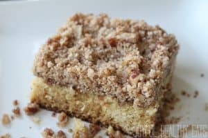 Image of Delicious Coffee Cake