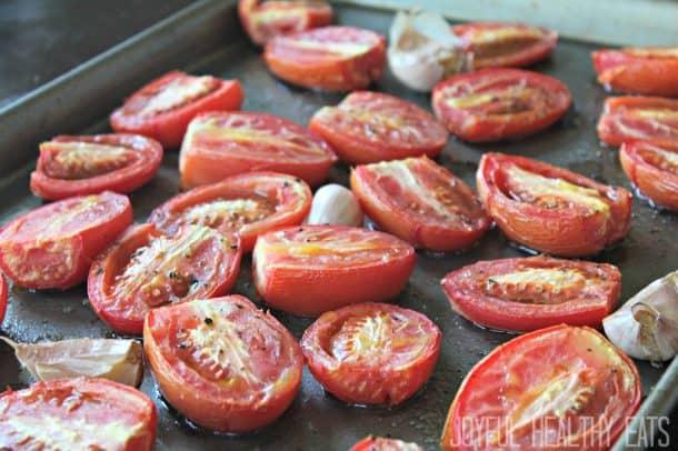 Homemade Tomato Sauce 2