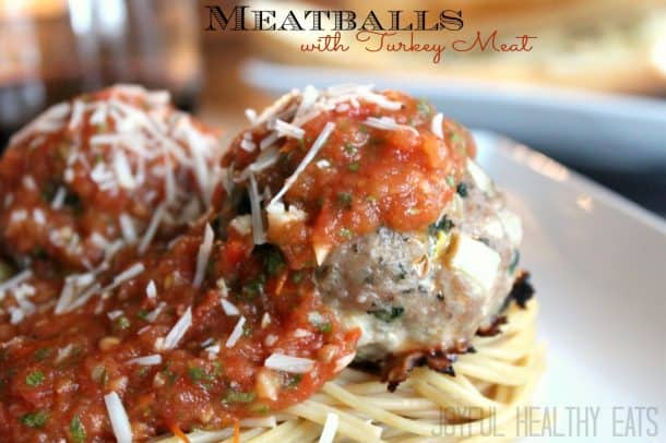 Meatballs #turkeymeat