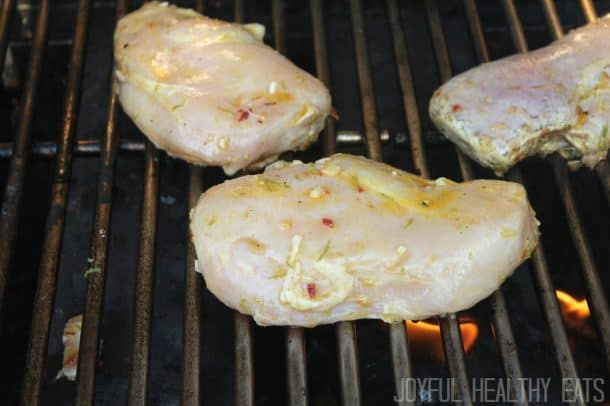 Tequila Lime Chicken 5