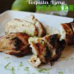 Image of Tequila Lime Chicken