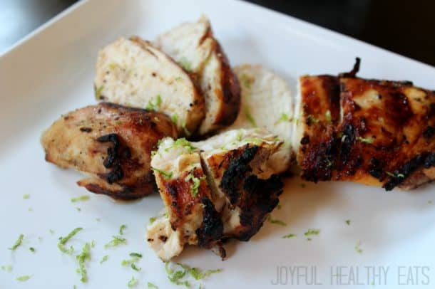 Tequila Lime Chicken 7
