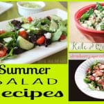 Summer Salad Recipe Roundup | Salad Recipes