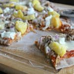 Hawaiian Pizza on the Grill | How to Make Grilled Pizza