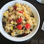 Southwest Quinoa Salad 13
