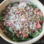 Strawberry Spinach Salad 6