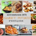 Sweet Potato Recipes {A Roundup}
