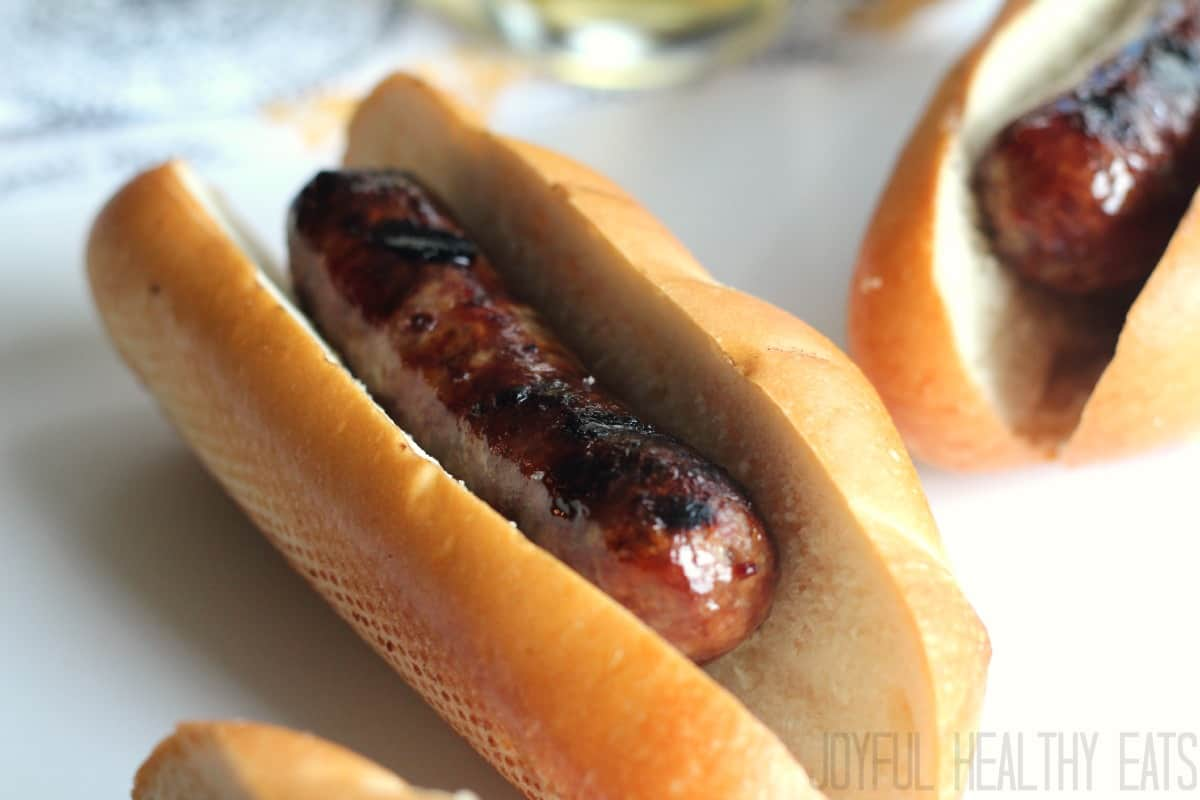 Wisconsin Beer Brats #johnsonvillebrats #wisconsinbeer