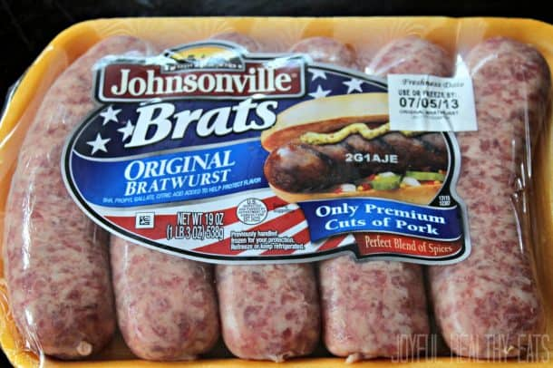 Wisconsin Beer Brats 5
