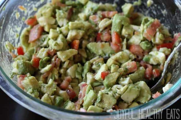 Image of Avocado Mixture