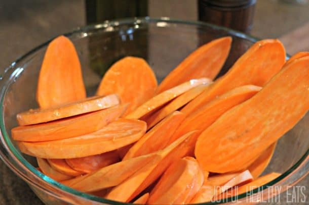 Grilled Sweet Potatoes 3