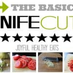 The Basics: Knife Cuts