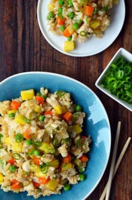 Pineapple-Chicken-Fried-Rice-Recipe