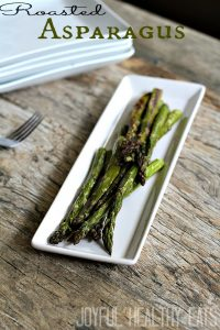 Image of Easy Roasted Asparagus