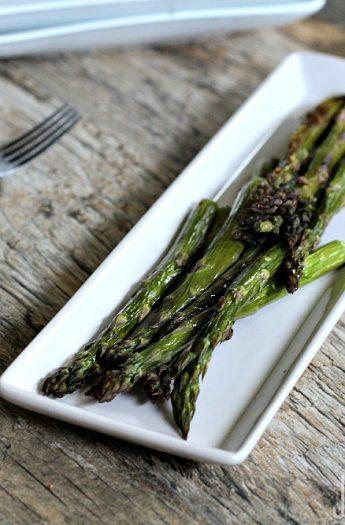 Roasted Asparagus #asparagus #easysidedishes