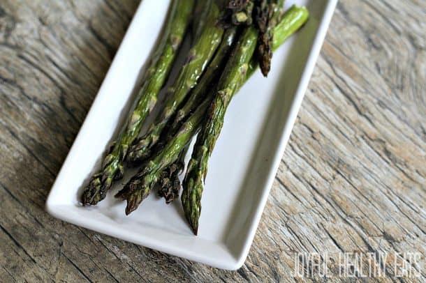 Roasted Asparagus 5