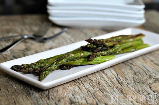 Roasted Asparagus 6