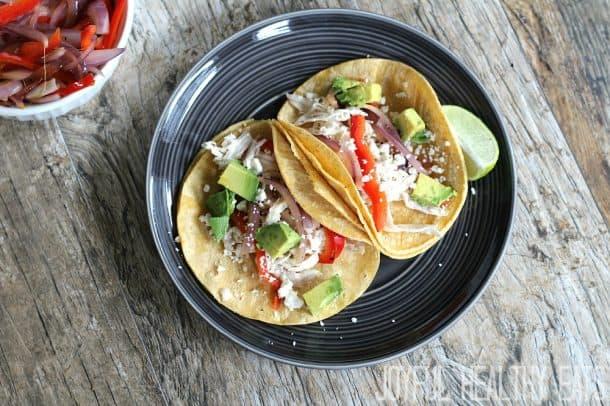 Rotisserie Chicken Tacos 5