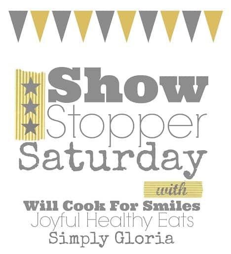 Show Stopper Saturday #linkparty