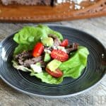 {Paleo} Skirt Steak Tacos with Boston Lettuce