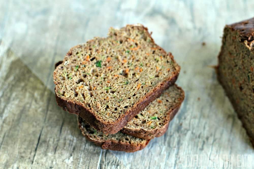 Zucchini Carrot Bread #zucchinibread #zucchini #breakfastbread
