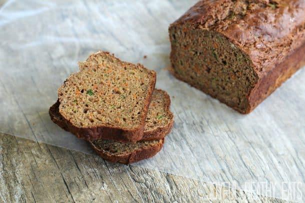 Zucchini Carrot Bread 2