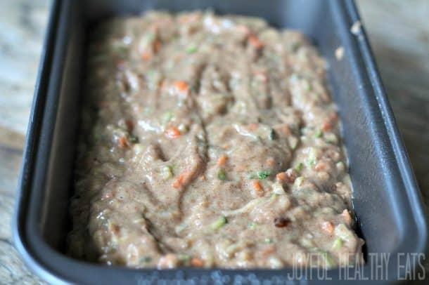 Zucchini Carrot Bread 8