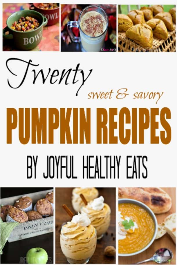 20 Pumpkin Recipes 2