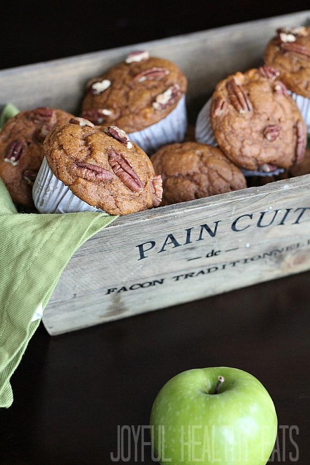 Apple Pumpkin Muffin 10