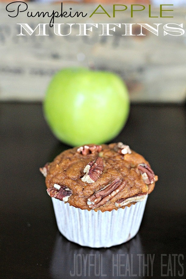Apple Pumpkin Muffin 12