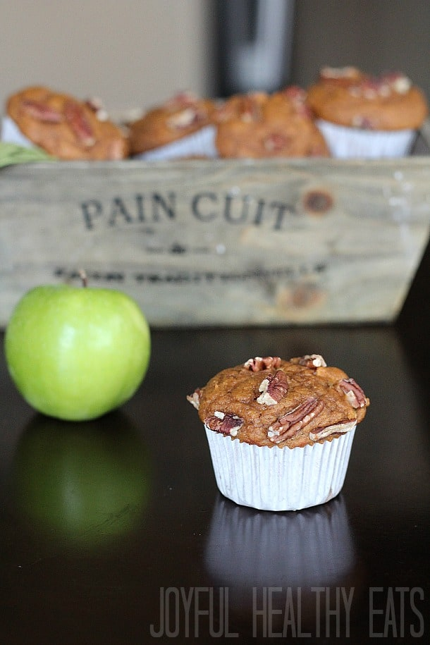 Apple Pumpkin Muffin 9