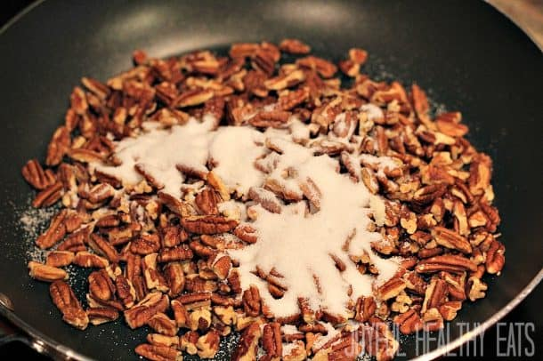 Candied Pecans 1