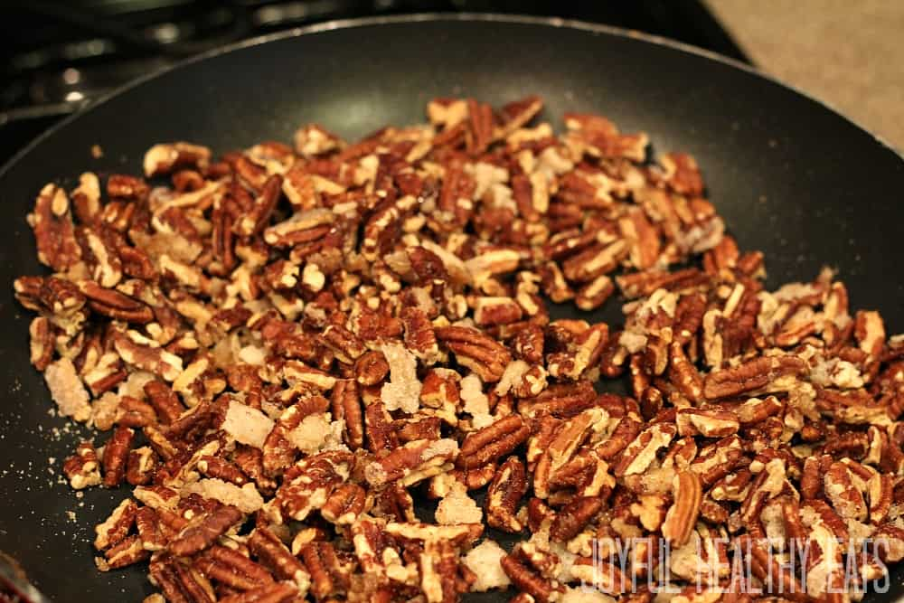 Candied Pecans 2