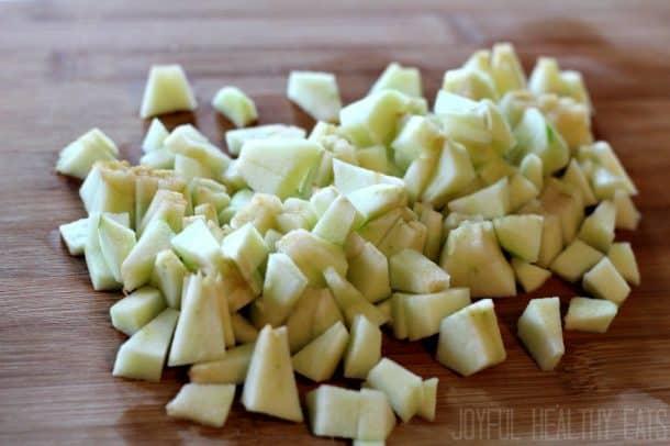 Crepes w Apple Cinnamon 2