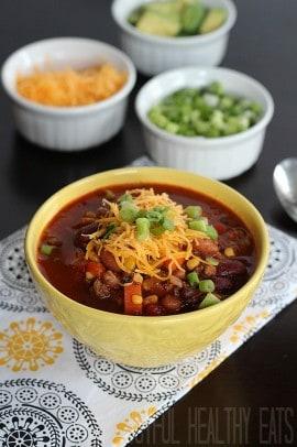 Crock Pot Chili 11